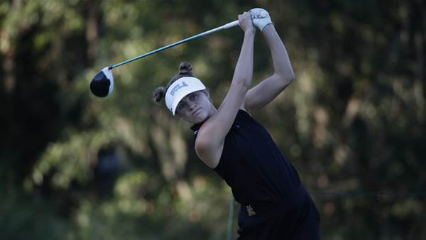 Clark knocks friend and top seed out of U.S. Women's Mid-Amateur