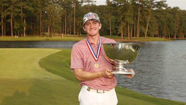 Nicholas Dunlap wins U.S. Junior Amateur