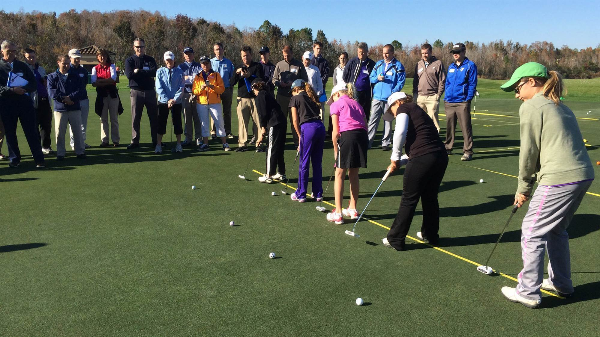U.S. Kids Golf offering first ever Australian coaching certification