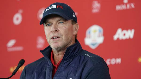 Rookies, but no Reed, in U.S. Ryder Cup team