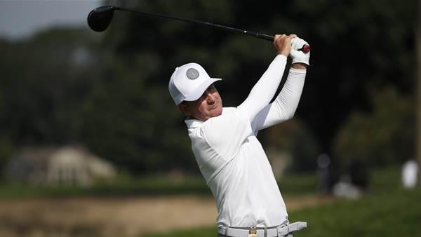 Hogarth earns medallist honours at U.S. Senior Amateur Championship
