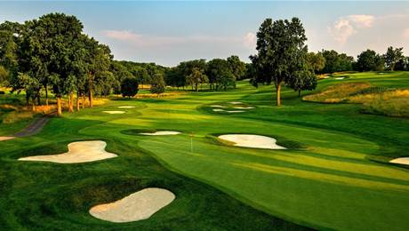 NCR Country Club to Host U.S. Senior Women's Open