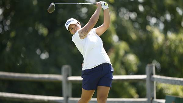 Thailand's Chanachai leads 121st U.S. Women's Amateur