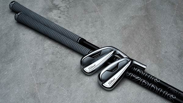 Higher and faster launching long irons from Titleist