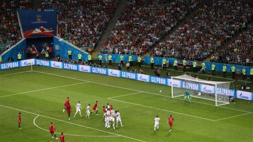 FIFA names goal of the tournament contenders
