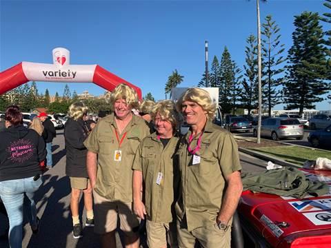 Orca Tech backs Steve Irwin(s) in Variety Bash