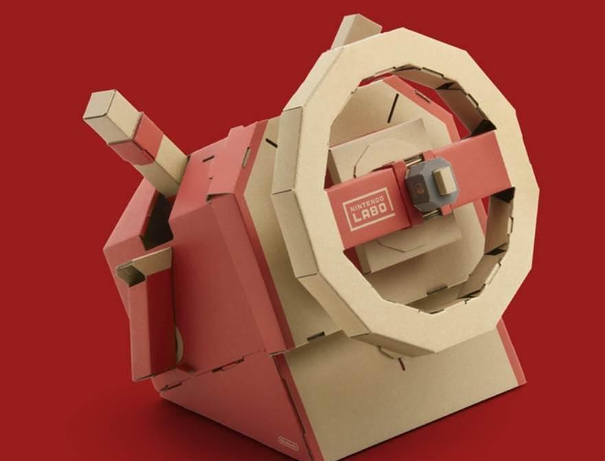 Nintendo's new vehicle-themed Labo kit looks brilliant