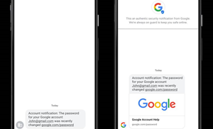 Google tries to smash smishing in Messages