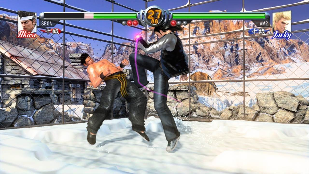Games With Gold July releases include Assault Android Cactus, Virtua Fighter 5