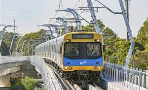 Victoria launches real-time crowding tool for trains