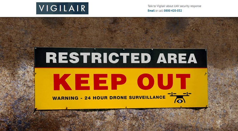 Drones to provide automated surveillance