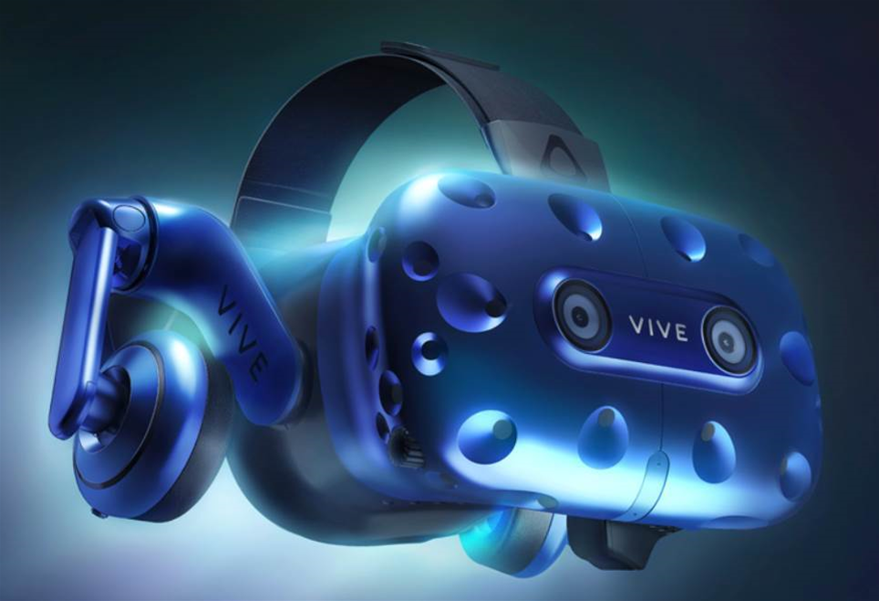 HTC goes for Pro with pixel-packed Vive update
