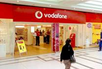 Vodafone hit by nationwide 4G outage