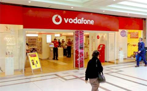 Vodafone chief tempers 5G talk
