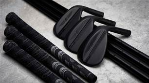 Limited Jet Black SM8 wedges added to Vokey line-up