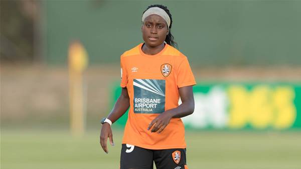 Ubogagu raring to go for England camp