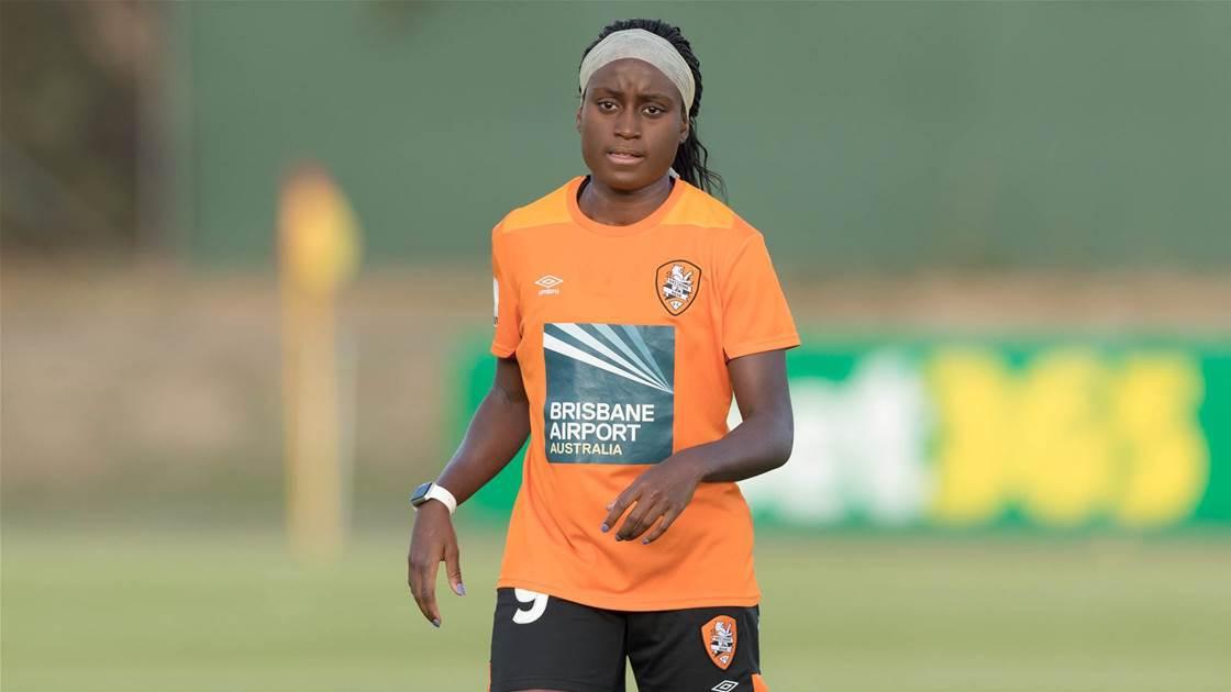 Ubogagu raring to go for England camp