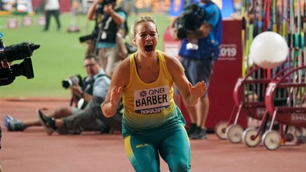 'Rio wasn't great': Aussie Javelin champion named Athlete of the Year