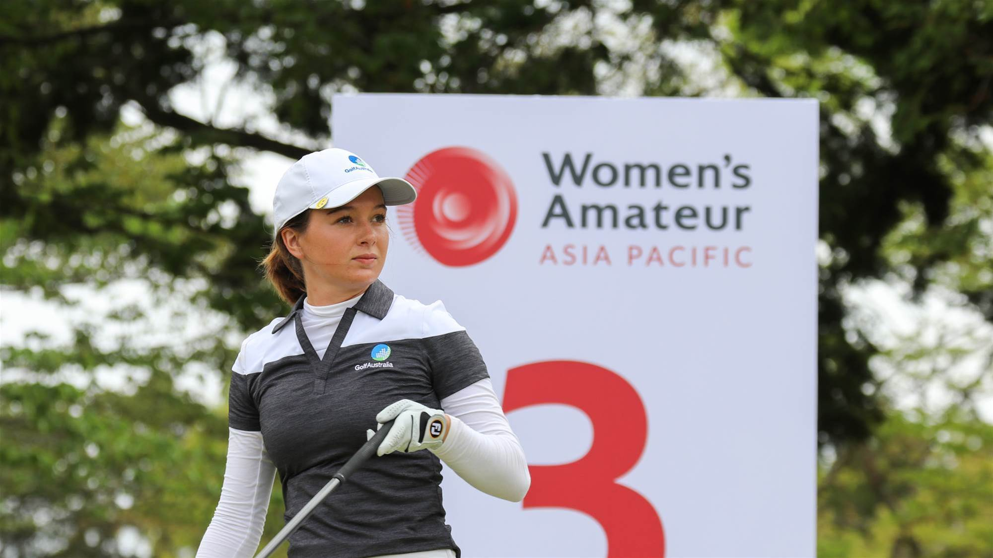 Aussies upbeat after Women's Amateur Asia Pacific