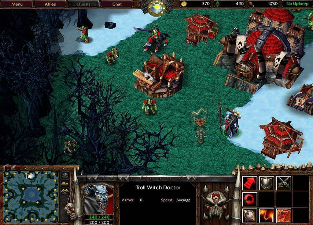 Warcraft 3 gets major update, 24 player lobbies now a thing