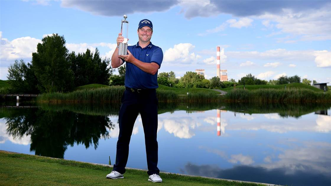 Winner's Bag: Marc Warren – Austrian Open