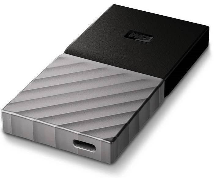 WD My Passport SSD review: a fast, very portable drive