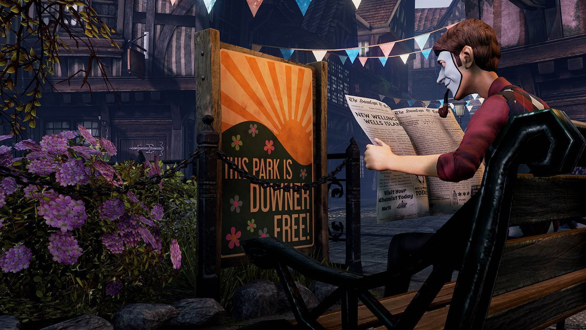 We Happy Few gets re-classified with an R18+ rating
