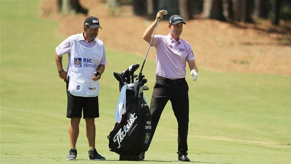 Winner's Bag: Webb Simpson – RBC Heritage