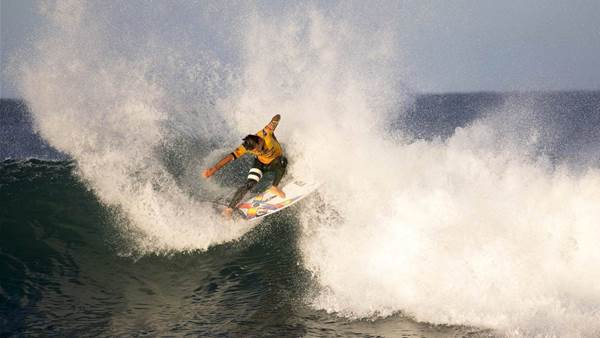 Thrills and Drama on Opening Day of J-Bay