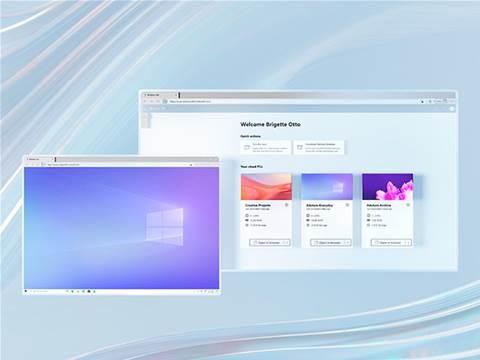 Microsoft unveils Windows 365, a web-streamed virtual desktop service