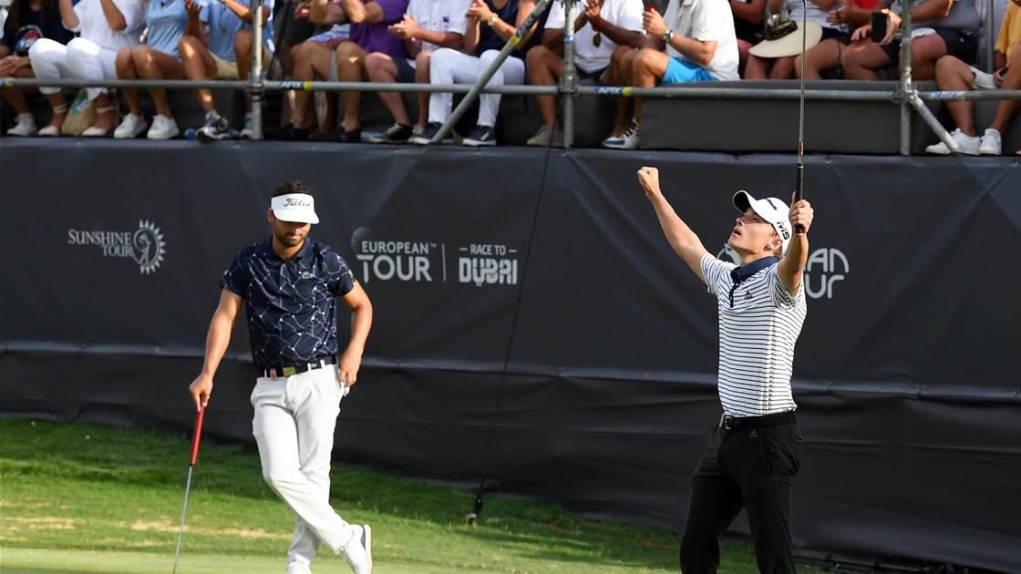Winner's Bag: Rasmus Hojgaard – AFRASIA BANK Mauritius Open