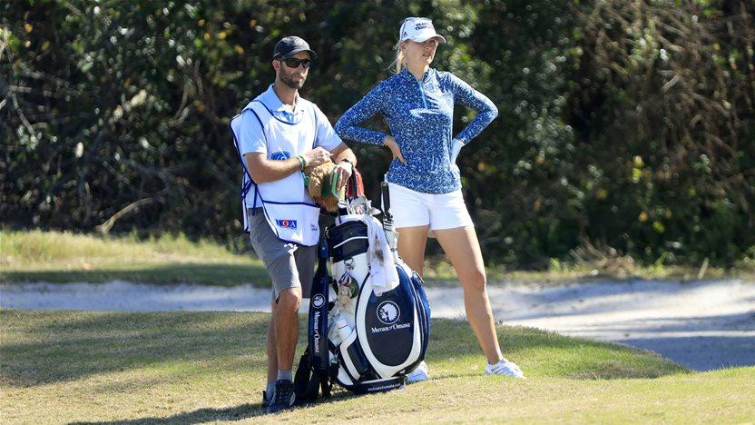 Winner's Bag: Jessica Korda – Diamond Resorts Tournament of Champions