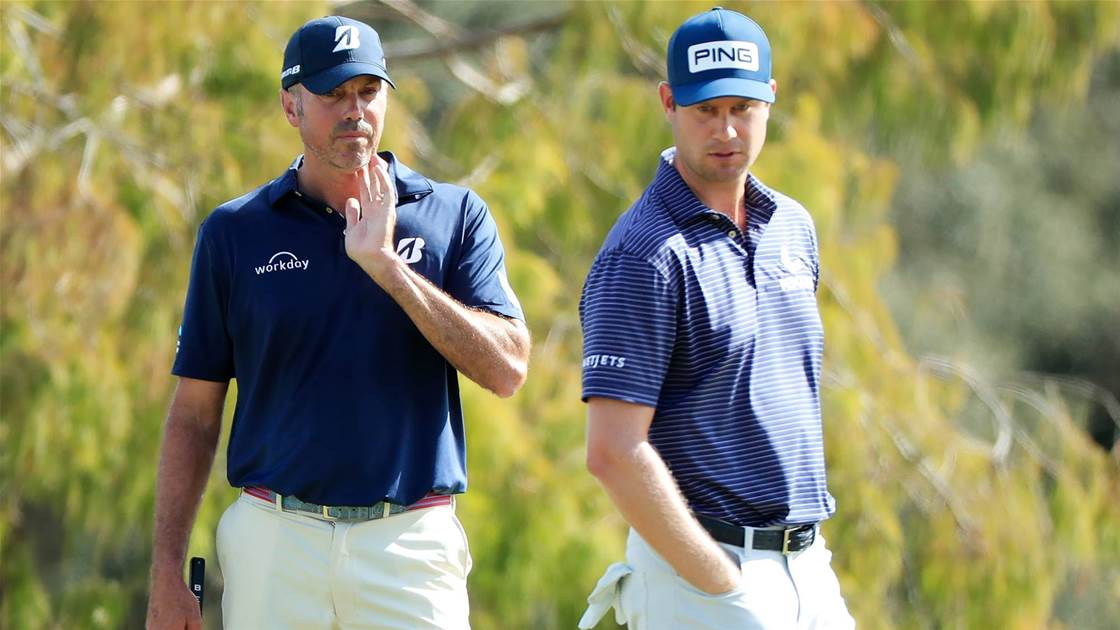 Winners' Bags: Matt Kuchar & Harris English – QBE Shootout