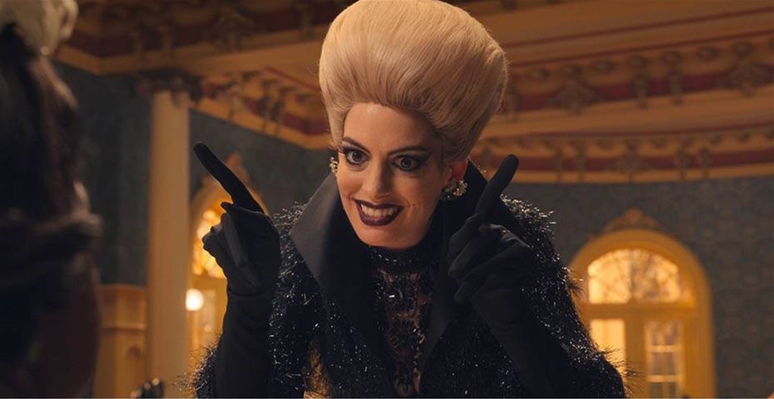 The Witches: Movie Magic With Anne Hathaway