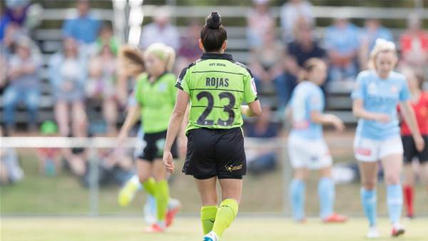 Rojas doesn't rule out W-League return