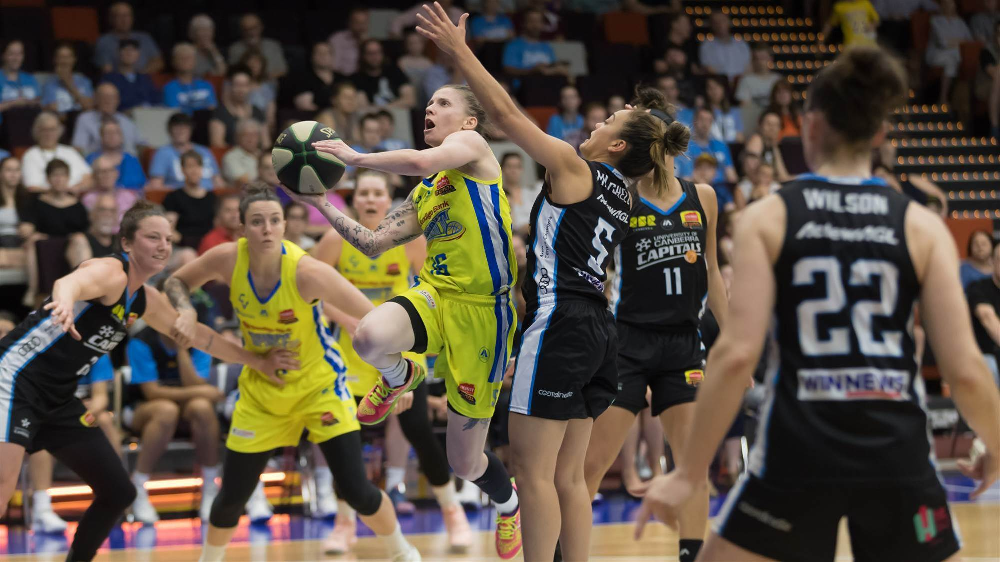 WNBL weekend wrap