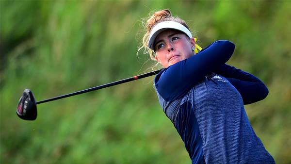 Quintet top qualifying at The Women's Amateur Championship