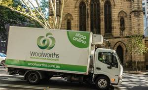 Woolworths' online sales surge 42 percent