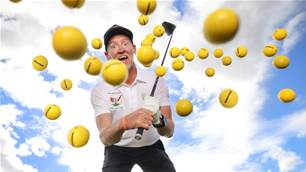 World Record 2001 golf holes in seven days to raise $250,000