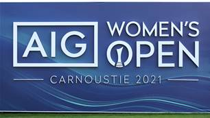 AIG Women's Open: First & second round Tee Times (AEST)