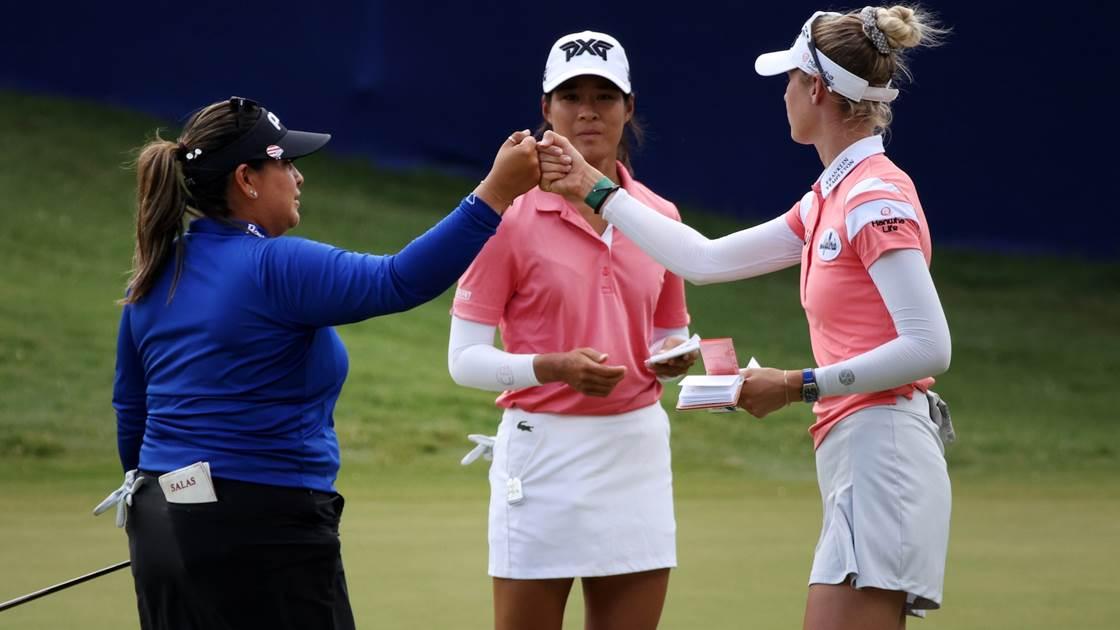 KPMG Women's PGA seemingly a two-way battle