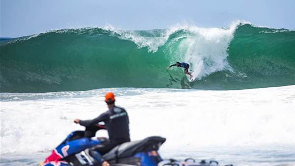 WSL Heads to Straddie for the Boost Mobile Pro Gold Coast