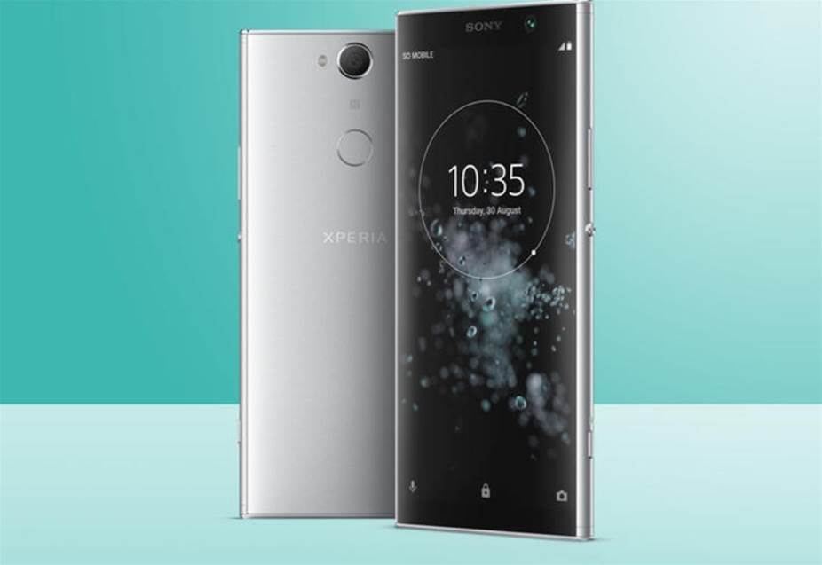 Sony's super-sized Xperia XA2 Plus goes all out on style