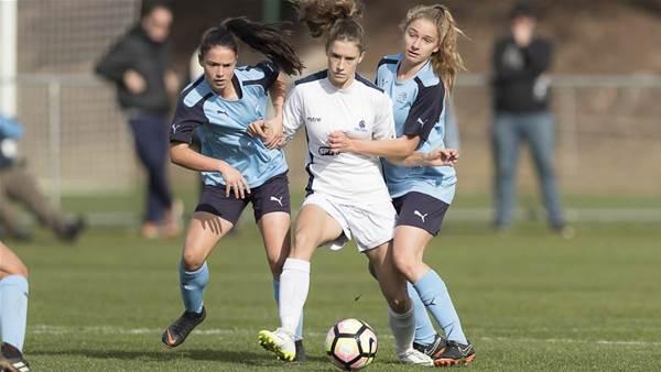 U16s Learn their AFC Qualifying Opponents