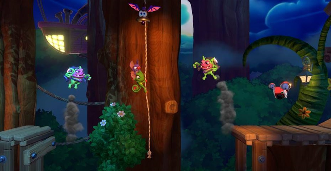 Playing Now: Yooka-Laylee and the Impossible Lair