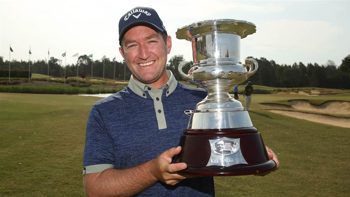 NSW Open: Younger secures maiden title in playoff at Twin Creeks