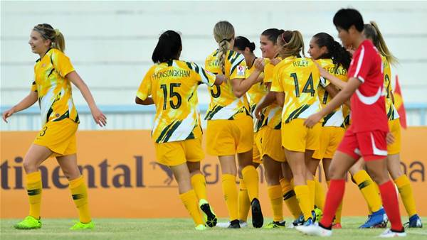 3 Things We Learned: Young Matildas v Thailand