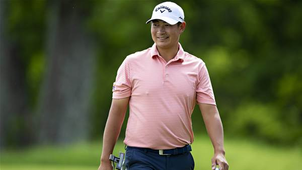 Yuan continues to impress as he nears PGA Tour and Olympic dreams