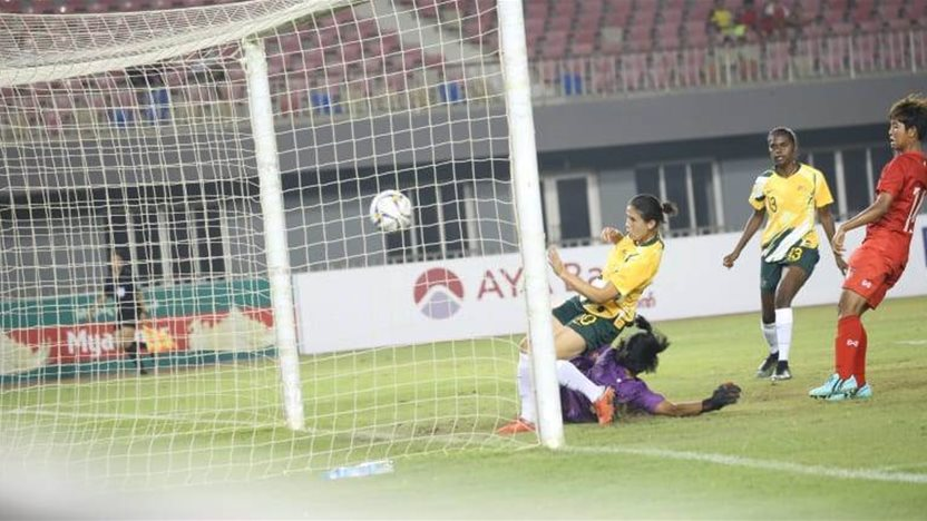 Young Matildas qualify for next stage