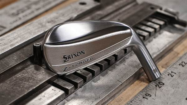 Srixon adds blade to forged iron line-up